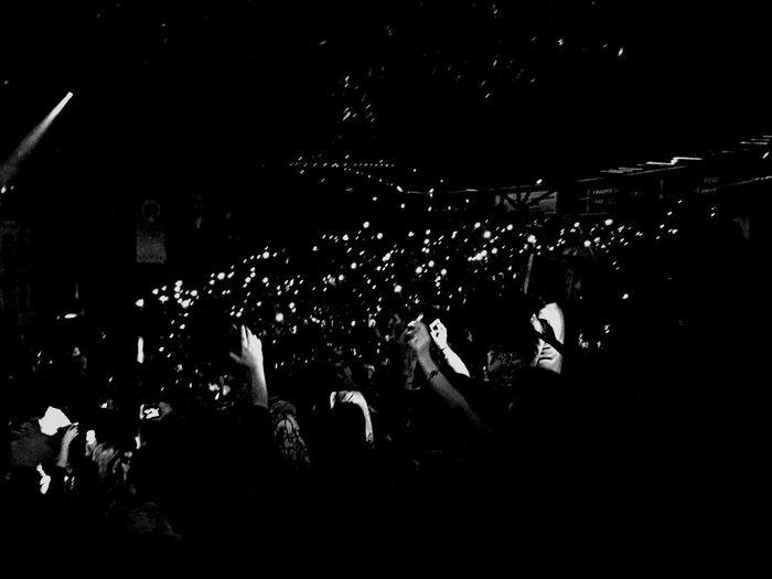 Popular Photos Hello World Photo Relaxing Concert Light Blackandwhite Turkey Istanbul Enjoying Life