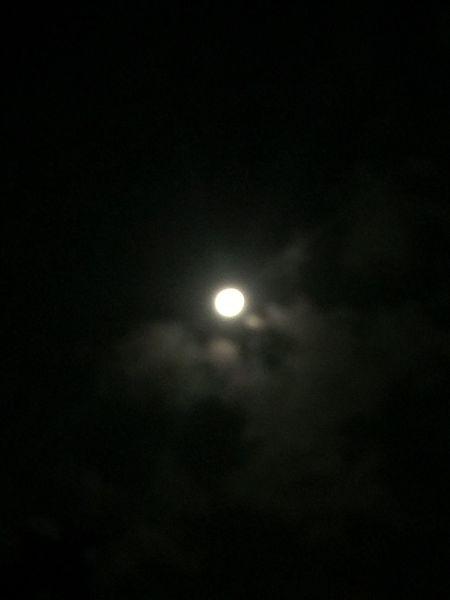 Learn & Shoot: After Dark Dark Darkness Darkness And Light Moonlit Night Moonlight Moon Moonlit Sky Moonlit Eerie Creepy Quiet Unfiltered Clouds And Sky Cloud