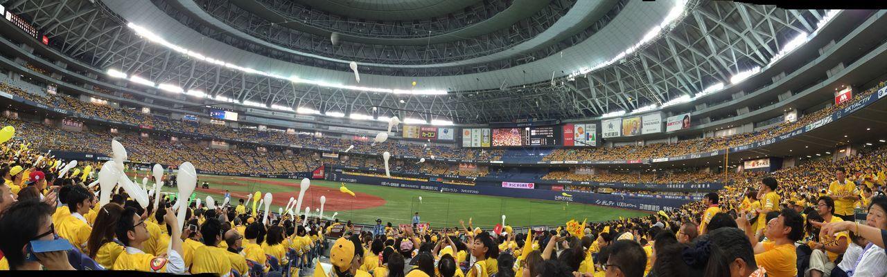 Baseball Home Run Strike Out Cheering ソフトバンク ホークス 京セラ アチチ 鷹の祭典 Like A Boss