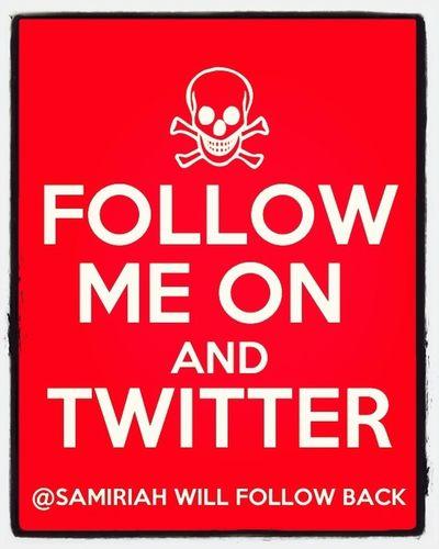 I will follow bck