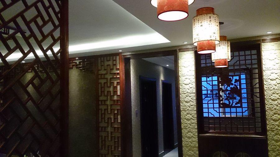 中式家居忙于工作,忙于家庭,好久没上eye了。装修终于告一段落,晒晒我的作品。