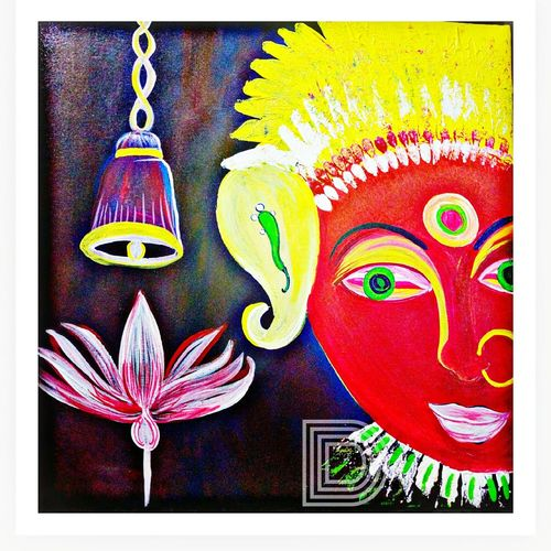 Check This Out Art Gallery Define Art Eyem Gallery Devotion Imagination Maa Durga Power In Nature Emotion Love Savior