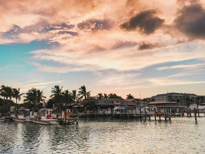 Key west Sunset Sky Sunlight Key West Travel Destinations Travel Photography Traveling Cloud - Sky Urban Skyline The Week On EyeEm TheWeekOnEyeEM EyeEm Selects