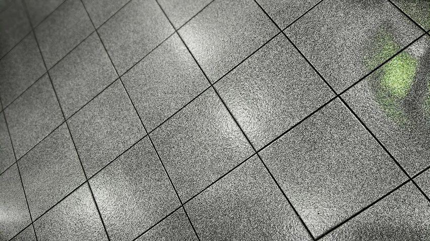 Fliesen Floor Tiling Fussboden Grey Reflections Grey And Green Reflektionen Grau Light And Shadows Green Green Reflection Art Is Everywhere