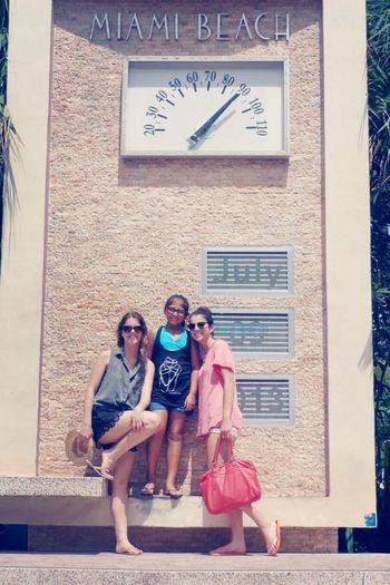 Summer2013 Miami Beach Sister Littlecousin