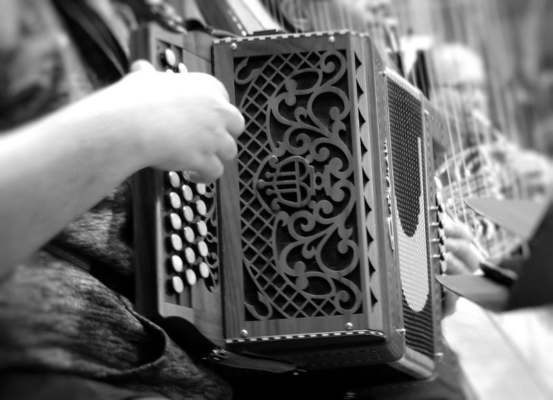 Accordion Accordionist Accordion Player Musician Music Musicians Music Instrument French Horn Musique Harp Cords France Musical Instruments Music Is My Life Concert Rehearsal Capture The Moment Capturing Movement EyeEm Gallery Music Photography  Musical Instrument Black And White Blackandwhite Black And White Photography Photography In Motion