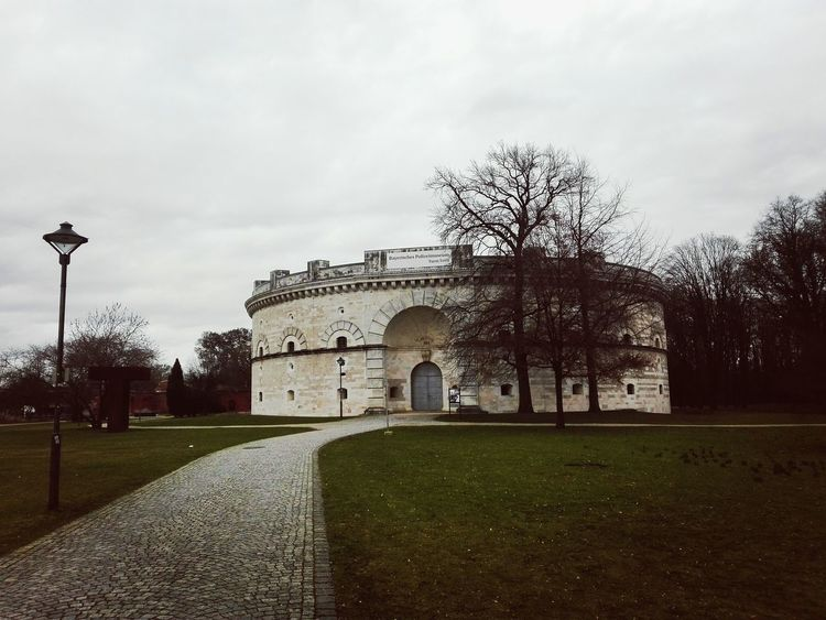 Architecture History Museum Ingolstadt
