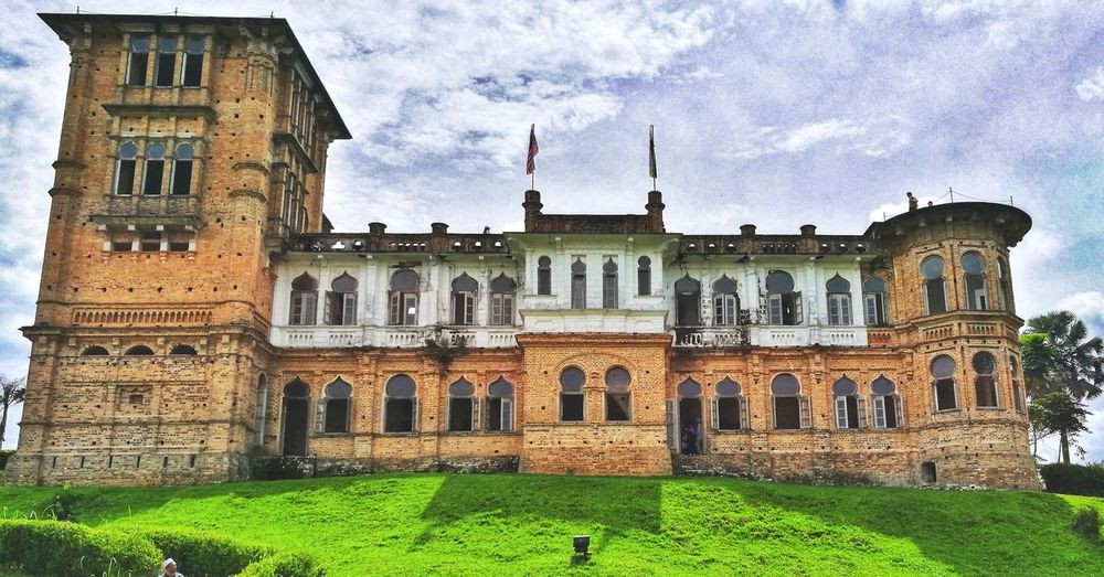 Kellie's Castle, Ipoh, Malaysia EyeEmNewHere Architecture Built Structure Outdoors Travel Destinations History Random Photography Beginnerphotographer Daylight Photography