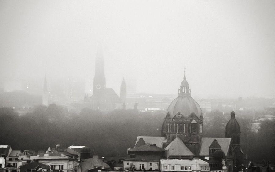 München Cityscapes City Blackandwhite Black And White Black & White Melancholic Landscapes Munich Black&white Melancholy