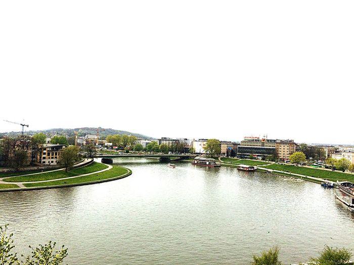 Landscape Cracow River View