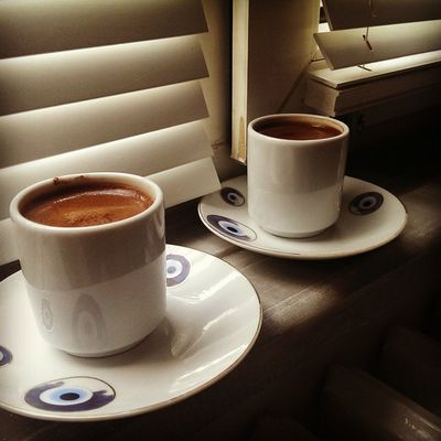 Pazar kahvesi Turkishcoffee Sundaymorning Coffee