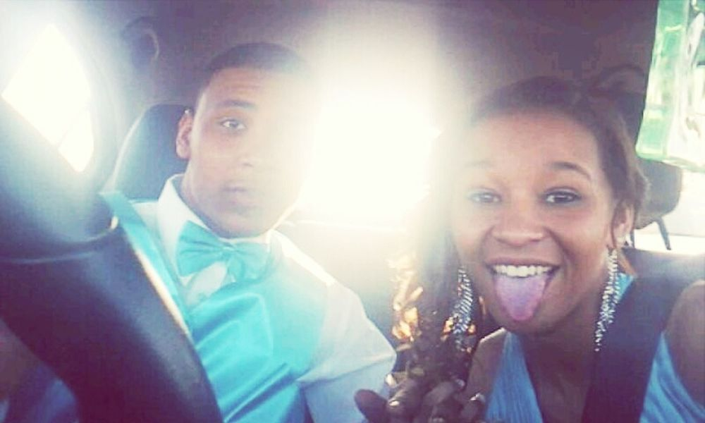 I love my baby no matter what we go through that's my baby and Ima remain holding it down . I love you baby .