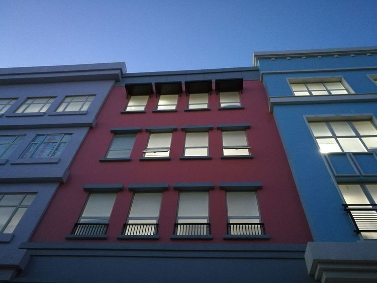 Building Exterior Architecture Window Built Structure Low Angle View Day Outdoors No People EyeEmNewHere