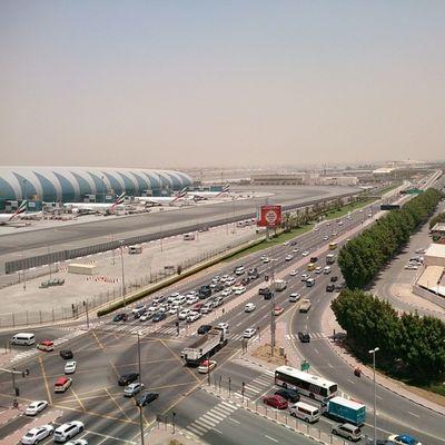 Dubai Dubaiairport UAE Hz339 دبي مطار الإمارات