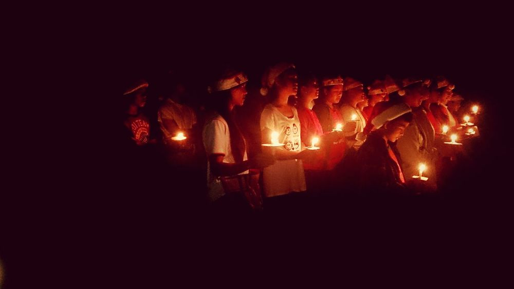 By Candlelight Christmas Caroling Worship ♥