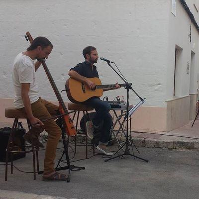 Guiemsoldevila i LluísGener a la Granmusicale2015 Granmusicale Menorquejant Migjornejant Esmigjorngran Igersmenorca