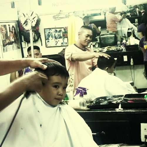 Urban Lifestyle Barbero Barbershop Haircut Buhawi Barberia Check This Out Buhawiatthebarber