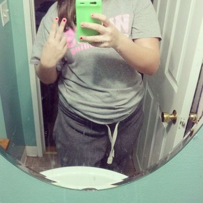 Day 2: OOTD. I am a bum. Thuglyfe