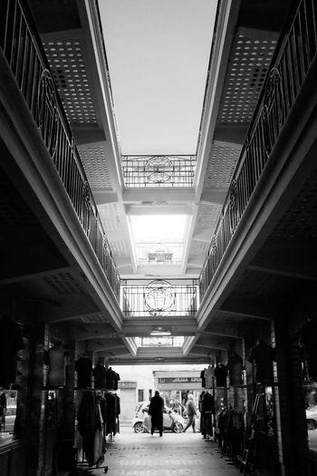 Palais du commerce Bw_collection Streetphoto_bw Blackandwhite Black And White Paris