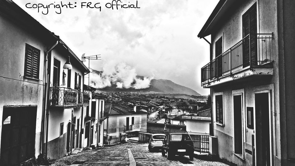 Showcase: February Hdr Edit B/n Clouds And Sky City Life Enjoying Life Relaxing Lioni Avellino Frg_official