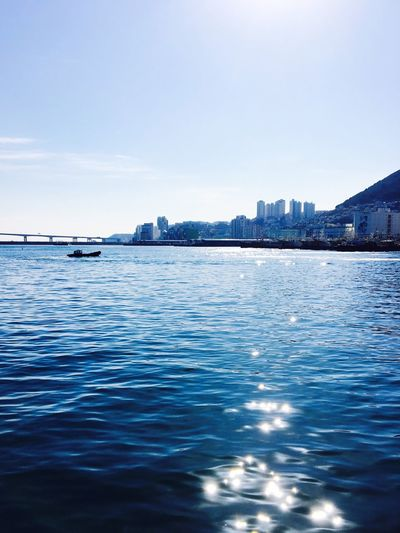 부산의 바다 In Busan Busan City Sea Ocean Ocean View Ocean Beach Korea Photo EyeEm