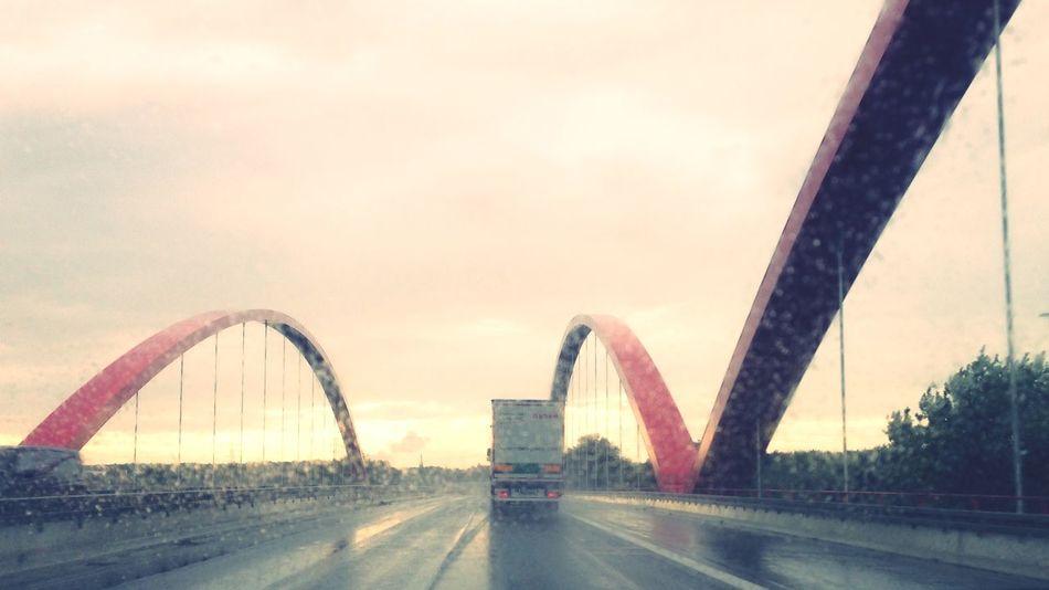 Bridge Rain Highway Car Drivebyphotography Drive By Shooting Drivebyshooting Drivingshots Bridgeporn Bridgesaroundtheworld