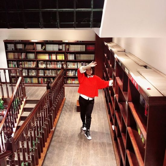 ❤ Library