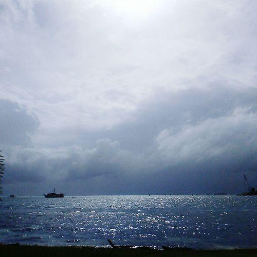 Inmensity Sea Outdoors Nature Water Day No People Beauty In Nature Scenics Sky Beach EyeEmBestPics EyEmNewHere