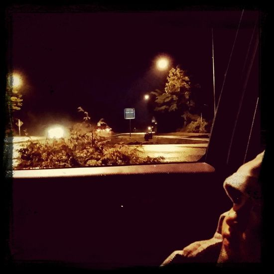 Street Lamp Monday Highway101 Cruisin' Nightphotography