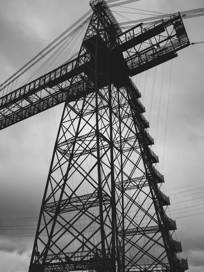 Wales - Transporter Bridge (P4)