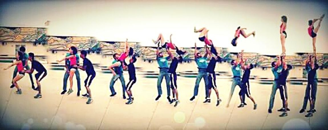 On The Move Cheerleading Me Secuencia Amazing_captures Jumping