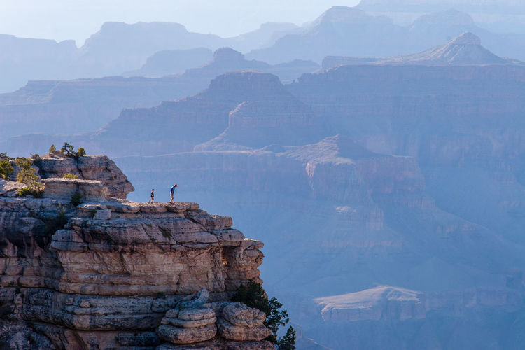 Beautiful view of the Grand Canyon from the south rim Extreme Copy Space EyeEmNewHere Grand Canyon Beauty In Nature Cliff Daredevil Day Environment Eroded Formation Geology Idyllic Mountain Mountain Range Nature Non-urban Scene Outdoors Physical Geography Rock Rock Formation Scenics - Nature Thrill Seeker Tranquil Scene Tranquility Travel Travel Destinations Wallpaper Landscape Canyon