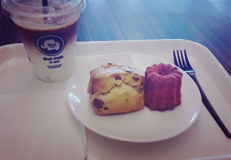 Bonjour Good Morning Respberry Channel#scone 一個早餐是甜食的概念