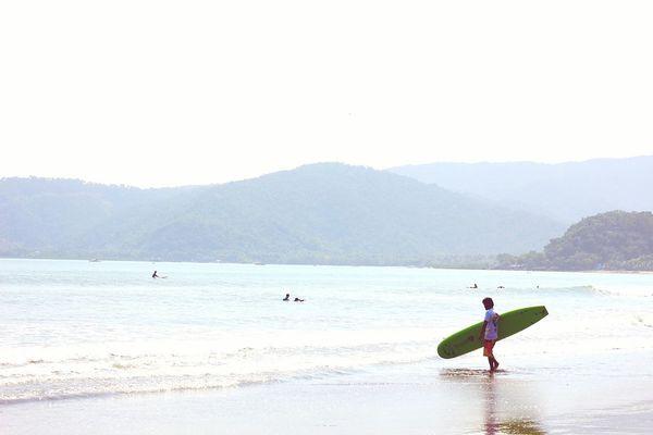 The Adventure Handbook Surf BalerAuroraPhilippines