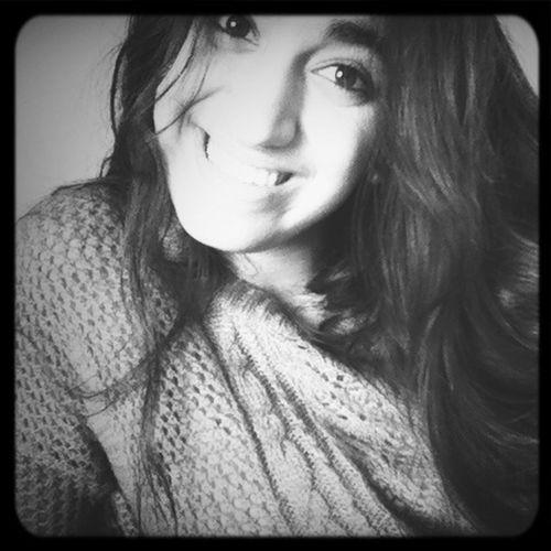 Brunette Black & White Followforfollow Likeforlike