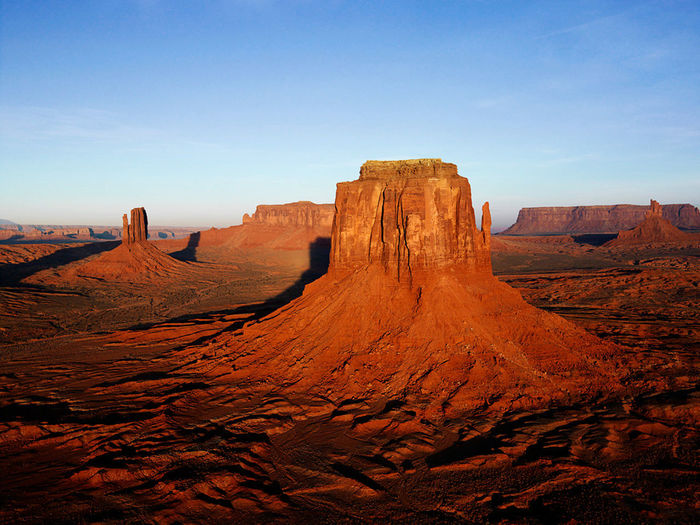Arid Climate Beauty In Nature Climate Environment Eroded Formation Geology Idyllic Landscape Nature No People Non-urban Scene Outdoors Physical Geography Remote Rock Rock - Object Rock Formation Sandstone Scenics - Nature Sky Solid Tranquil Scene Tranquility