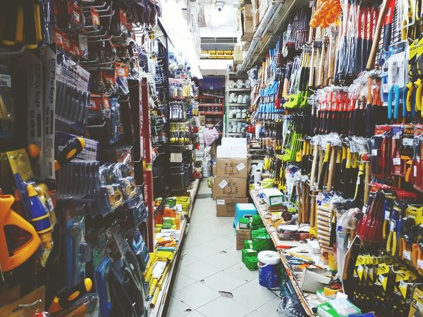 hardware shop diy Choice For Sale Display Price Tag Shop Shelves Various Collection Variety Raw