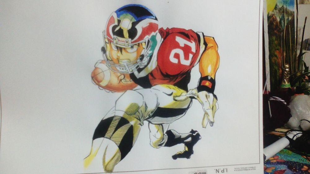 Anime Anime :3 ^.^'  Animelover Manga Manga: Fan Art Drawing Draw Dibujo Acuarela