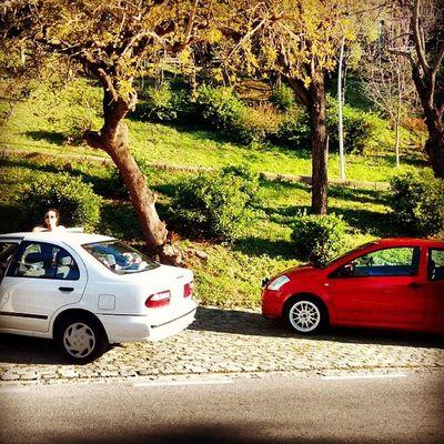 Conlasmaquinas @ericatoledo91 Peluchita C2vts Nissanalmera citroenc2 limpios montjuic