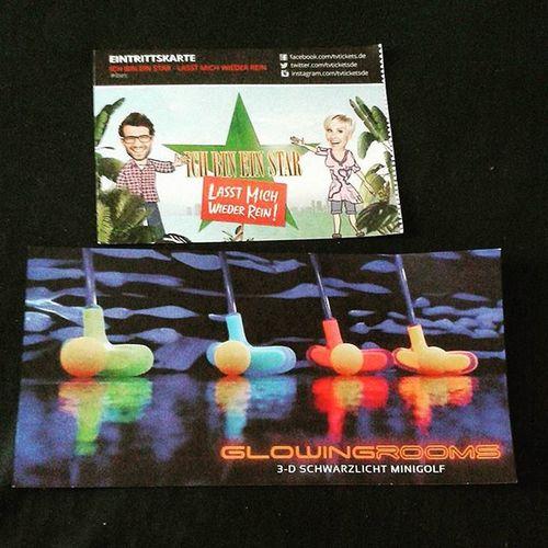 Gestern in Köln War Super Glowingrooms Glowingroomsköln Minigolf und danach ab zu Ibes Ichbineinstar Ichbineinstarholtmichwiederrein Holtmichwiederrein mit Superfreunden Liosnapshot Fun Spaß Hitze