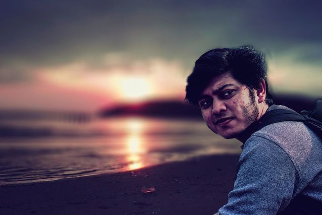Rashedsphotography19 Portrait Outdoors Sky Sunset EyeEm Gallery Graphics Photooftheday Photography Creativity Dark Eyem Gallery Eyeemphotography Naturalphotography First Eyeem Photo Atmospheric Landscape Sky And Clouds View Bangladesh