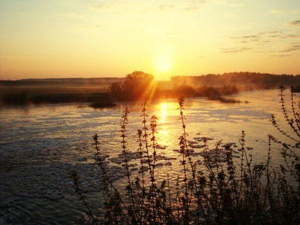Sunset Sun Nature Beauty In Nature Water Nature
