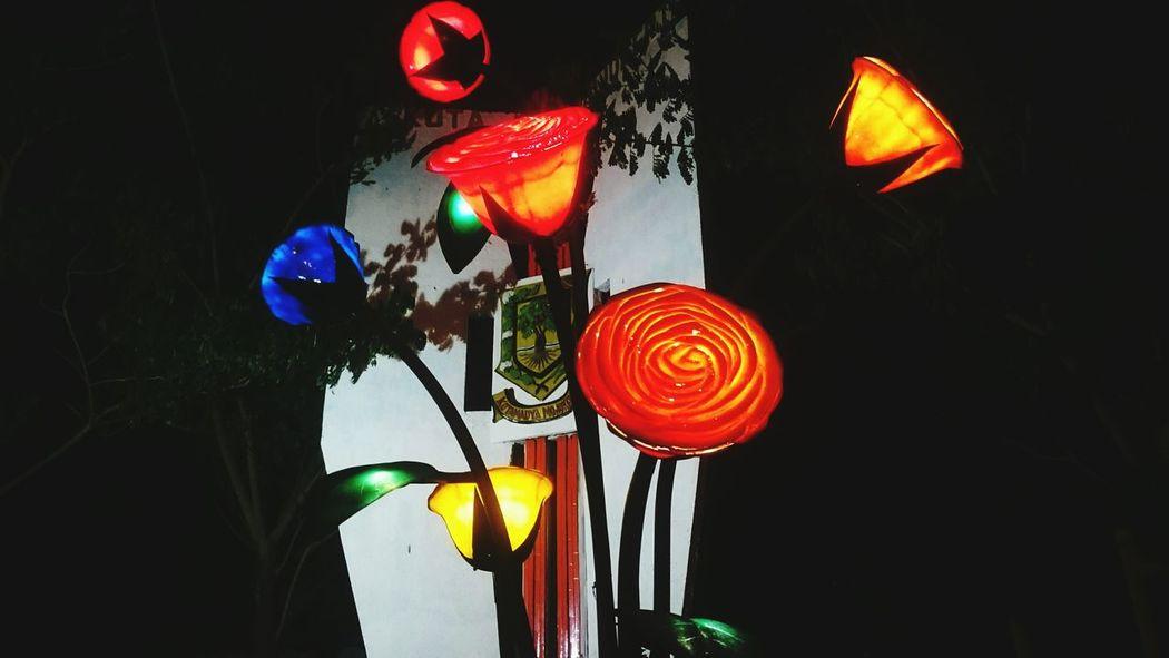 🌹🌹🌹 Flower Bunga Mawar Tulip Lantern Chinese Lantern Festival Chinese New Year Red Multi Colored Hanging Chinese Lantern Cultures Celebration Street Light Electric Light Lamp Post Lamp Light Bulb