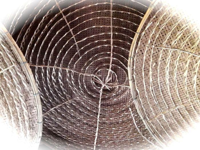 Silkworm Bamboo Bamboo Tray Close-up Day Indoors  No People Silk Silkworm Bamboo Tray Silkworm Raising Bamboo Tray Silkworm Tray
