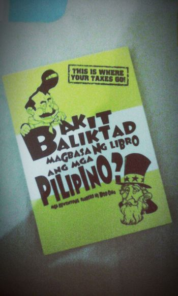 I can't deny. I have always loved this book even without illustrations. >.< Bobong