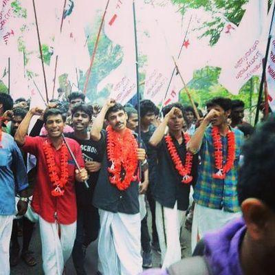 Comrades SFI Maharajascollege Winners Celebrations Travelldiaries
