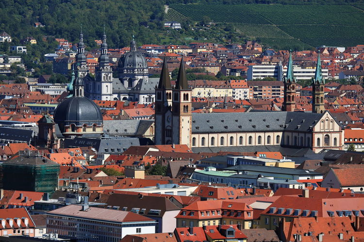 Dom würzburg is a city in bavaria, germany, europe.