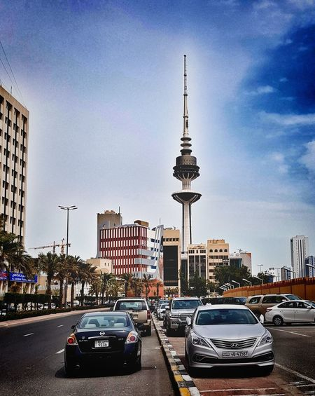 Kuwait City City Travel Travel Destinations Urban Skyline Cityscape No People Architecture Kuwaitstreetphotography Kuwait First Eyeem Photo