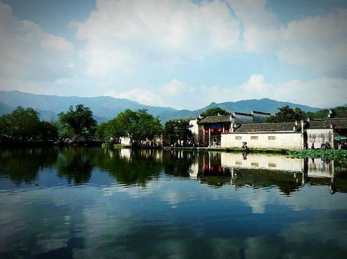 徽派建筑~ Hanging Out Clouds Enjoying Life Trip Photo China Style China Culture