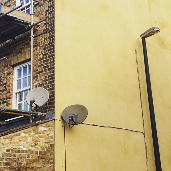Architecture Building Exterior Street Light Yellow Colourpalette First Eyeem Photo ColorPalette